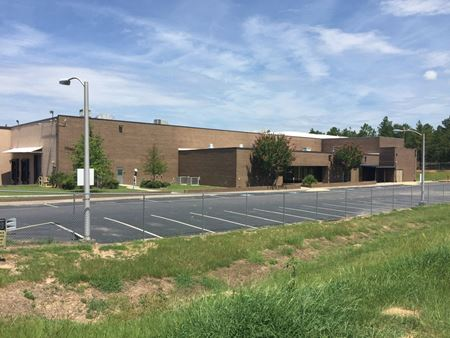 Industrial Building Available For Lease or Sale - Aiken