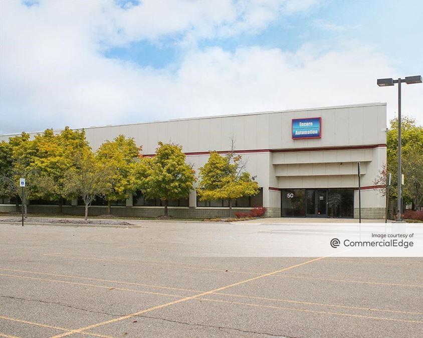 Opdyke Industrial Park - 50-60 Corporate Drive