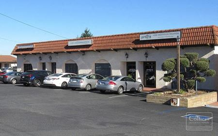 OFFICE SPACE FOR SUBLEASE - Belmont