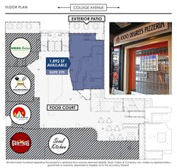 Turn-Key Pizzeria Restaurant Space for Lease Space Photo Gallery 1