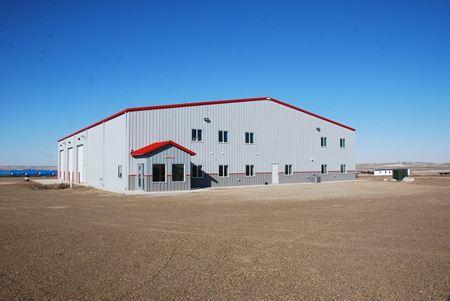 All Power Trucking Shop/Office Yard - Williston