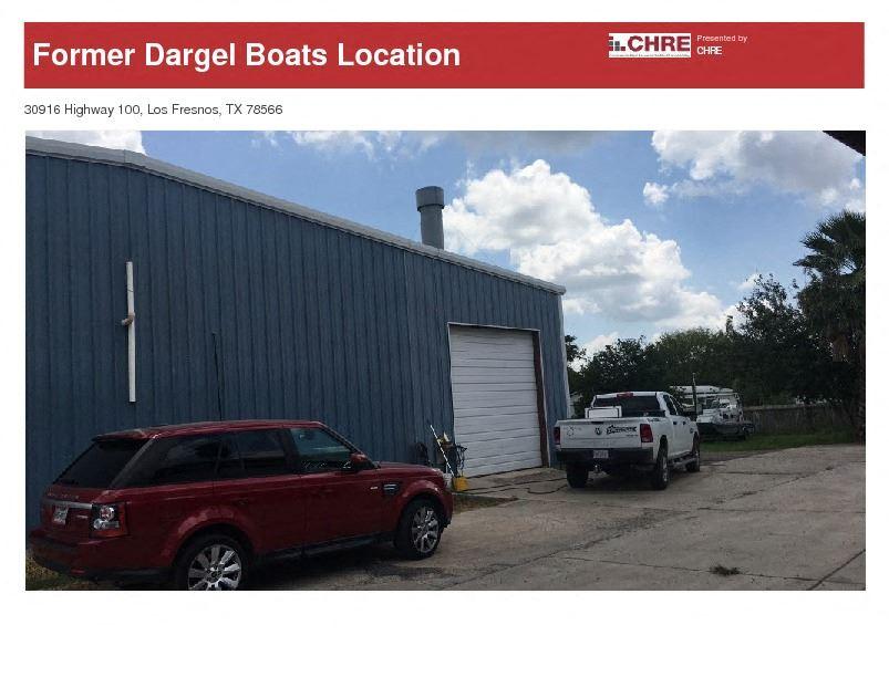 Former Dargel Boats