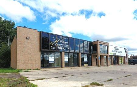 Taylor Retail Center - Taylor