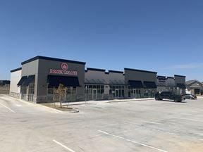 Cobblestone Retail Strip