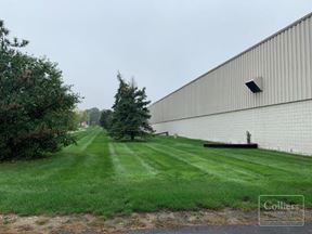 Industrial Warehouse for Lease