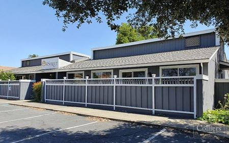 OFFICE SPACE FOR LEASE - Livermore