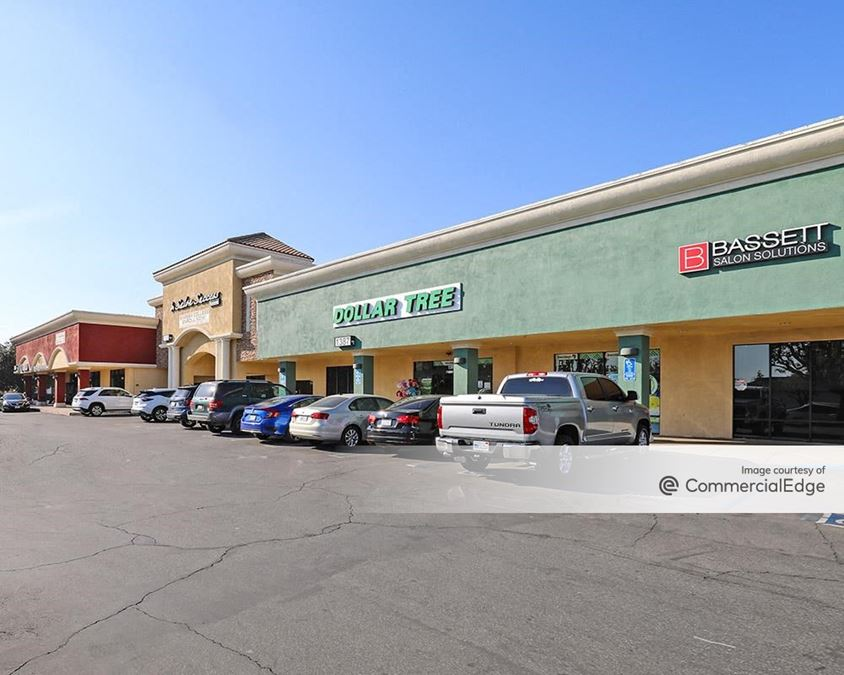Village Grove Square - 1383-1385 East Foothill Blvd