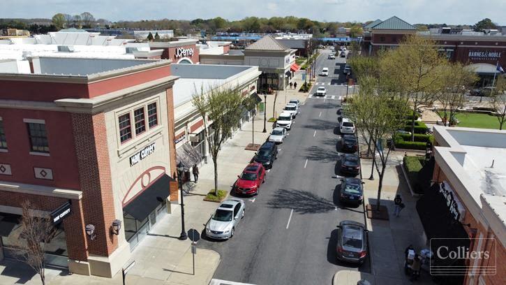 Retail Building C
