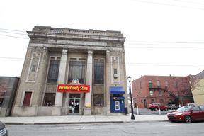 BANK BUILDING   VERONA VARIETY STORE
