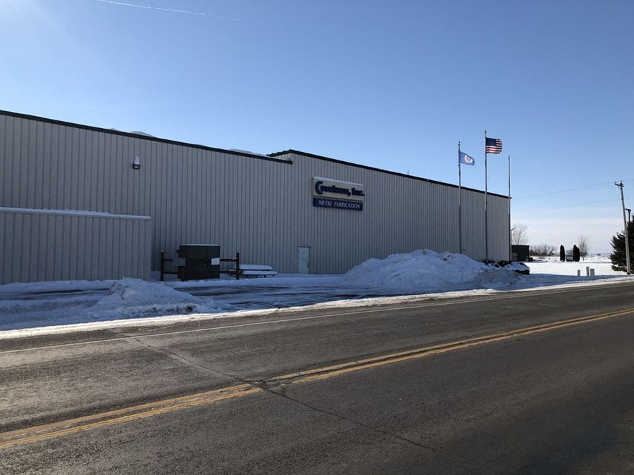 82,000± SF Industrial Manufacturing Facility