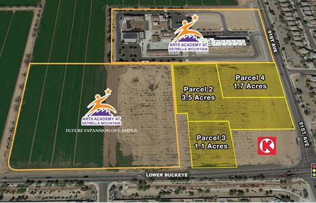 NWC 91st Ave & Lower Buckeye Parcel - Tolleson