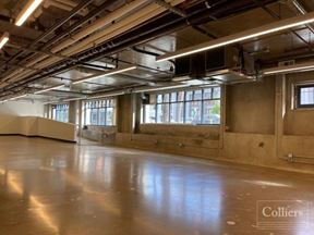 3,300 SF Available steps from Oracle Park
