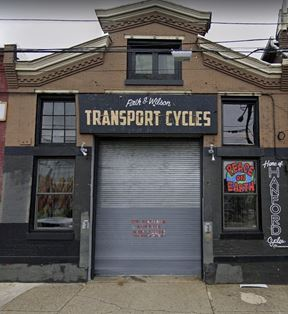 Rare Warehouse Conversion Opportunity in Fishtown