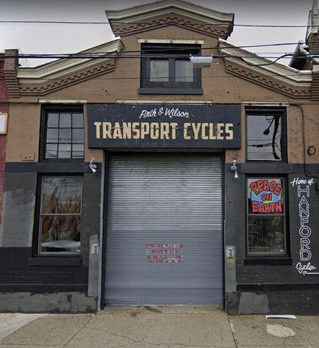 Rare Warehouse Conversion Opportunity in Fishtown - Philadelphia