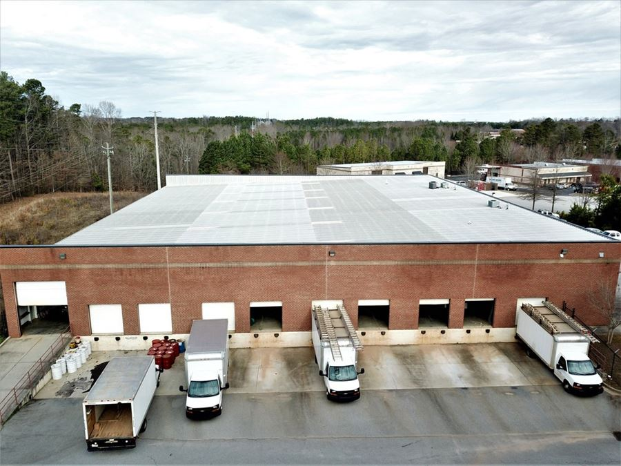 Distribution Warehouse/Office   ± 24,129 SF