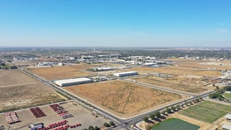 Freedom Industrial Park - Madera