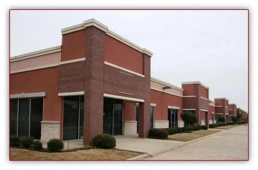 Cornerstone Business Park - 535 Nolen Building