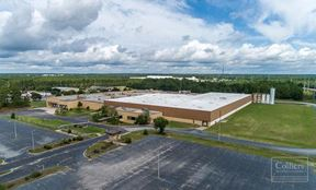 ±280,468 SF Industrial Space for Sublease in Blythewood