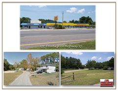 Bellamy Assemblage-6 Acres-Commercial Strip Center-North Myrtle Beach, SC - North Myrtle Beach