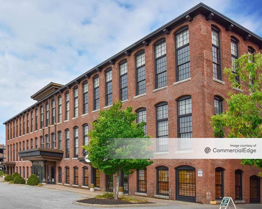 Bates Mill Complex - Mill No. 6