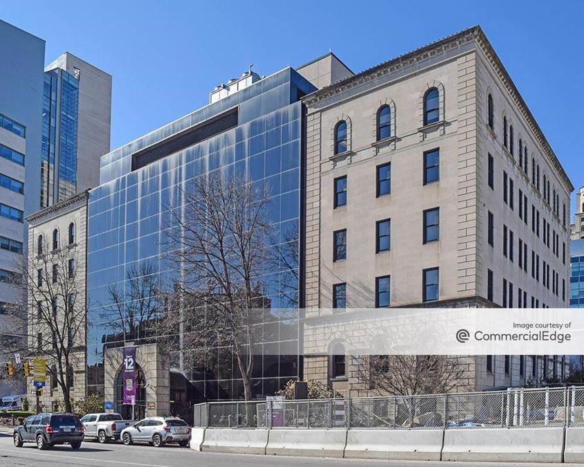 UPMC Oakland Campus - Falk Medical Building