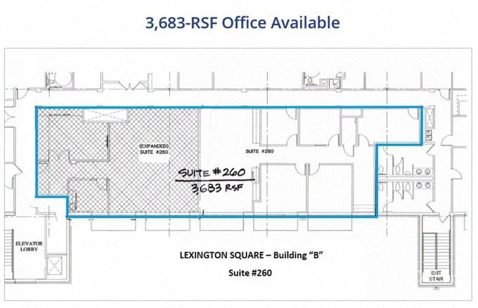 For Lease | Office Space, Prime Sugar Land Location