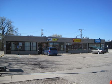 Royal Oak Plaza - Royal Oak