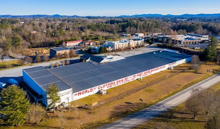 PRICE REDUCTION! - OPPORTUNITY ZONE Retail Redevelopment Opportunity - Hendersonville