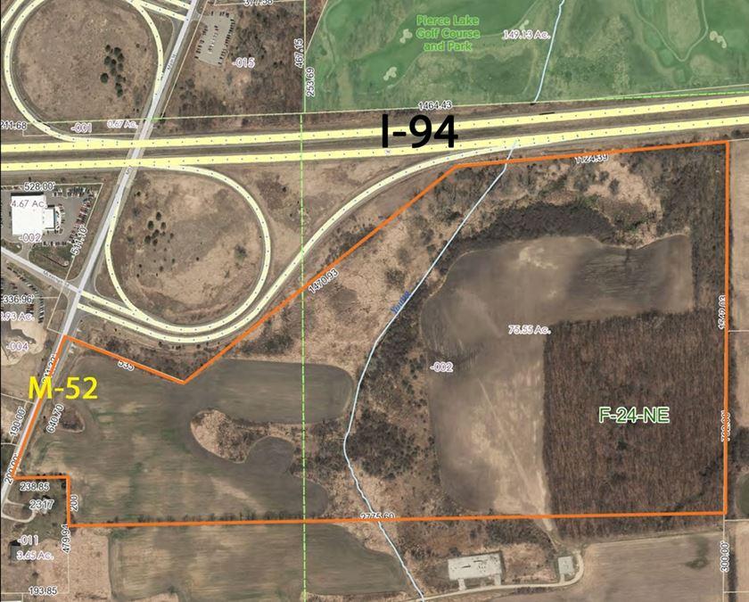 75 Acre Chelsea Business Park Land for Sale