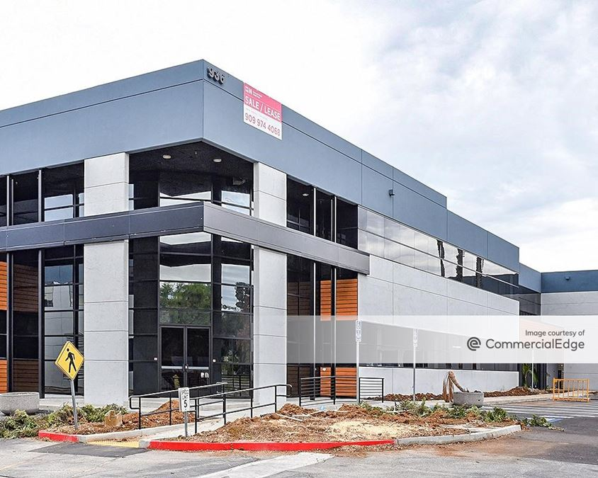 San Dimas Corporate Park - 936-960 Overland Court