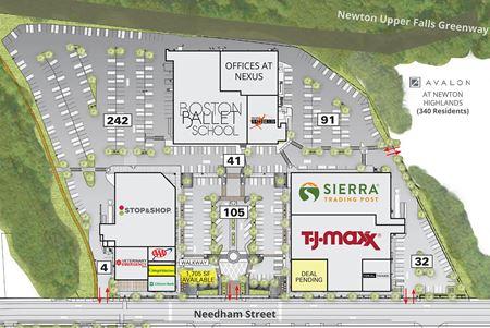 Newton Nexus Shopping Center - Newton