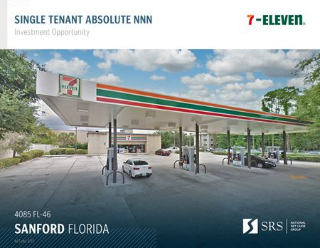 Sanford, FL - 7-Eleven - Sanford