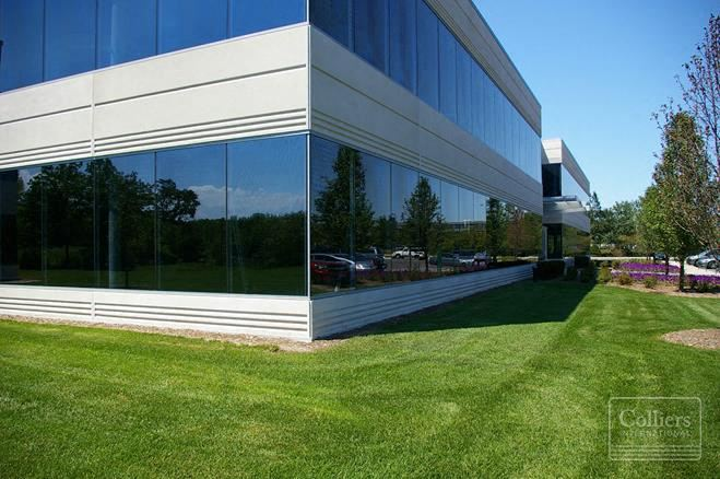 Class A Office Space for Lease | Riverwoods Corporate Center