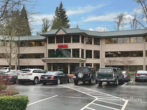 Office sublease in Issaquah