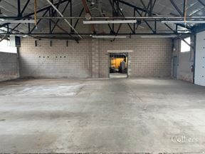 Warehouse Space for Sale on Franklin Avenue
