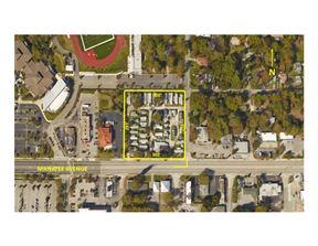 Prime Retail Re-Development Property on Manatee Avenue