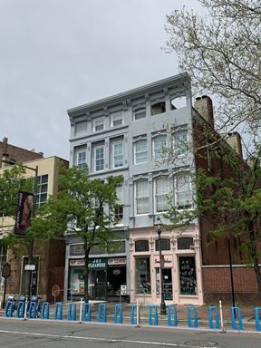 Old City retail condo for sale