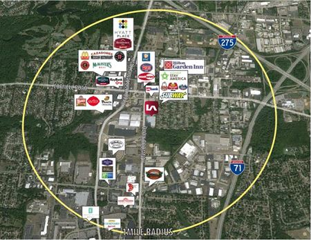 11126 Kenwood Road - Cincinnati