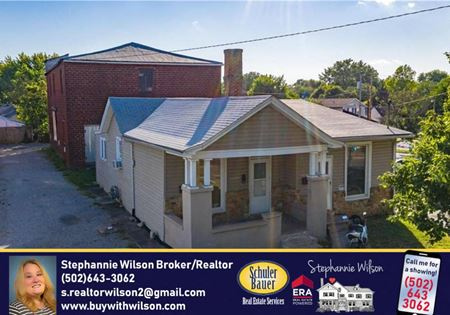 1119 Vincennes St - New Albany