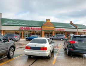 Packard Plaza - Retail Space for Lease