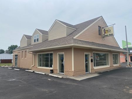 Stand Alone Retail Building - Columbus