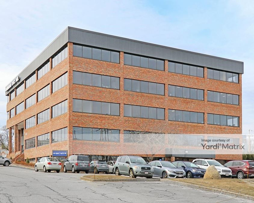 Framingham Office Park - 1671 Worcester Road