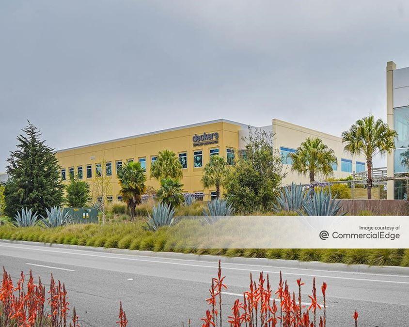 Cabrillo Business Park - 6649 & 6693 Hollister Avenue
