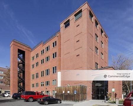 The Wheeler Block Building - Denver