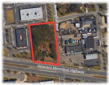 Land Property For Lease In Ronkonkoma