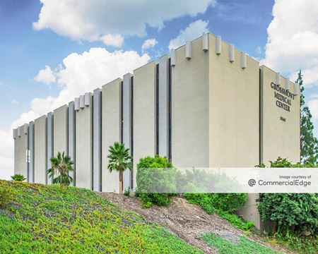 Grossmont Medical Center - Bldg. 1 - La Mesa