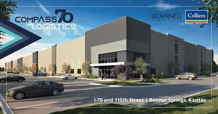 Compass 70 Logistics BUILDING 1; 1-70 and 110th Street - Bonner Springs