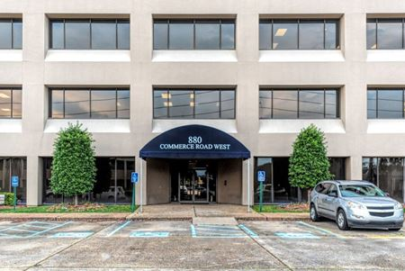 Office Space in Elmwood Office Park - New Orleans