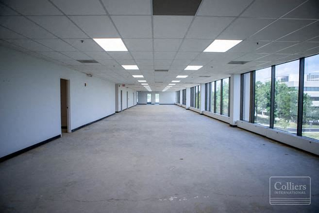 For Lease > The 500 Stephenson Office Building Complete Redevelopment Underway! Large Blocks Available Up To 34,780 SF