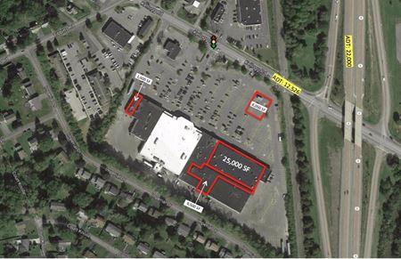 Washington Mills Shopping Plaza - New Hartford